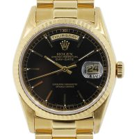 Rolex 18238 Day Date 18k Yellow Gold Presidential Watch