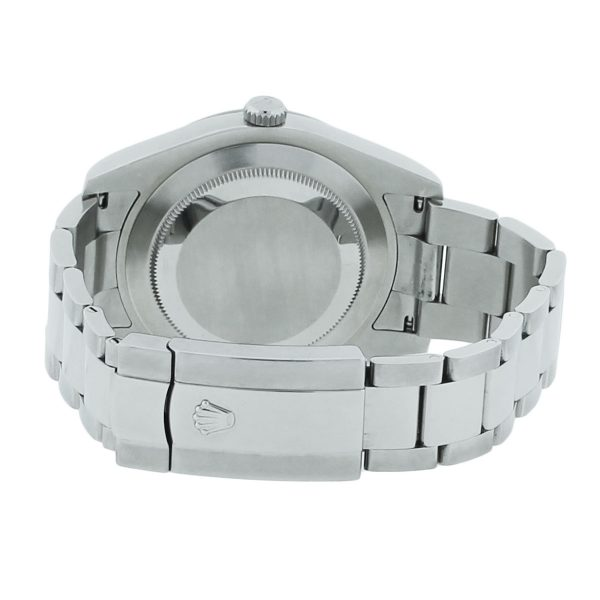 Stainless Steel Oyster Band