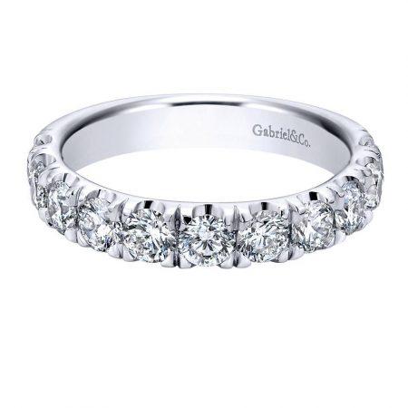 gabriel and co french pave diamond band