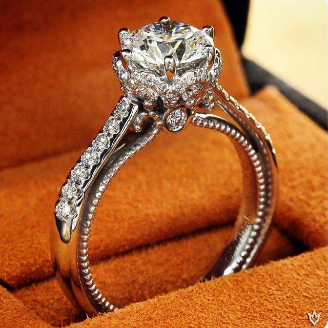 What S The Difference Between Engagement Ring And Wedding Ring: How To Spot The Differences Between Verragio Rings