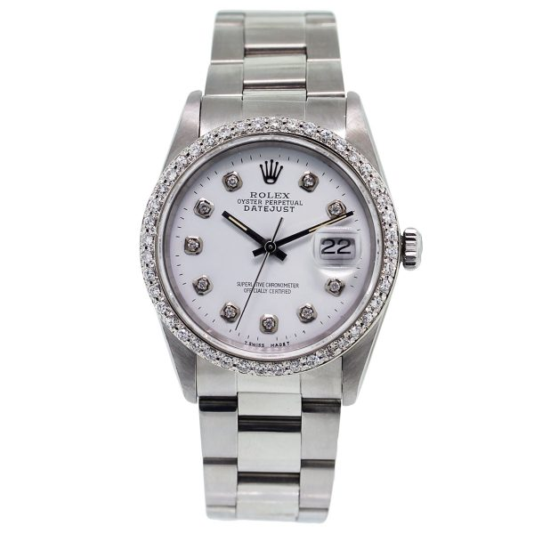 Diamond Rolex Datejust