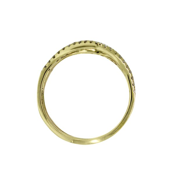 Gold Cocktail Ring