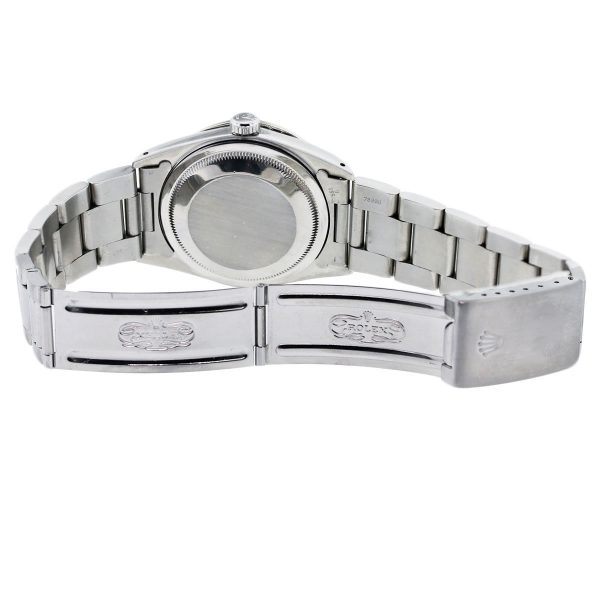 Rolex Datejust 16200 Watch oyster band