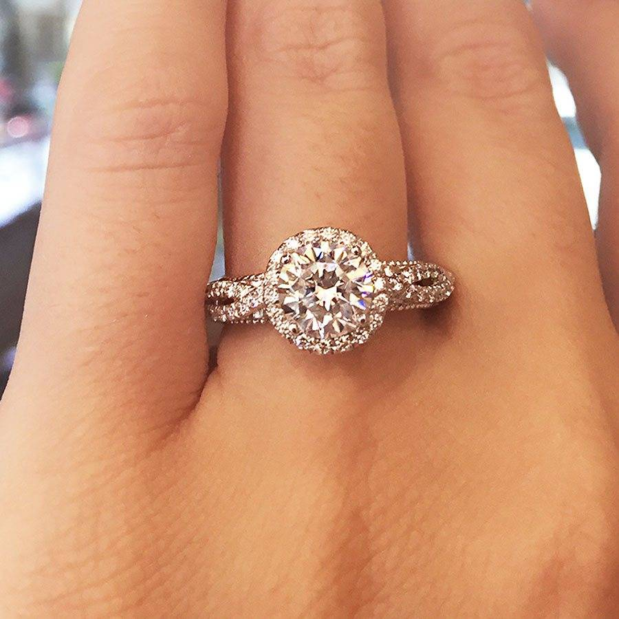 Top 10 Engagement Ring Designs Our Insta Fans Adore: Top 20 Engagement Rings Of 2015