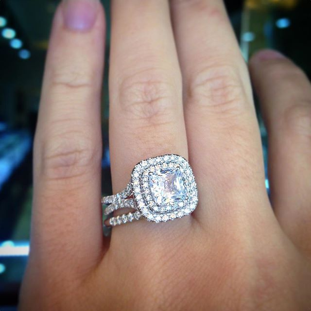 Top 10 Halo Engagement Rings of 2015