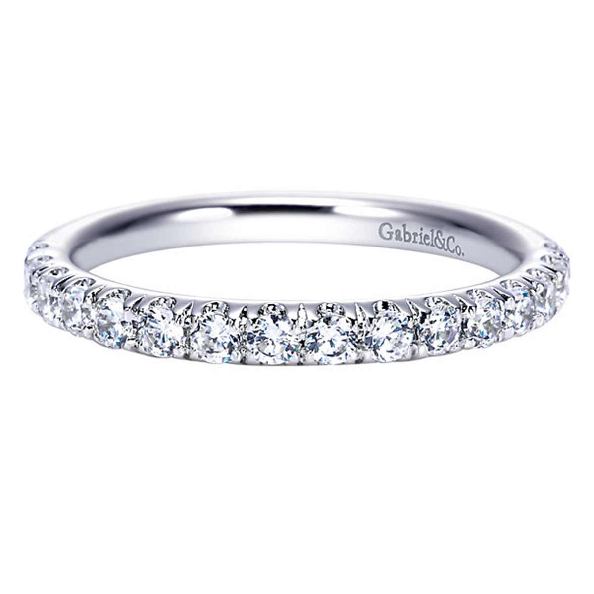 Gabriel & Co Engagement Rings 51ctw Anniversary Wedding Band