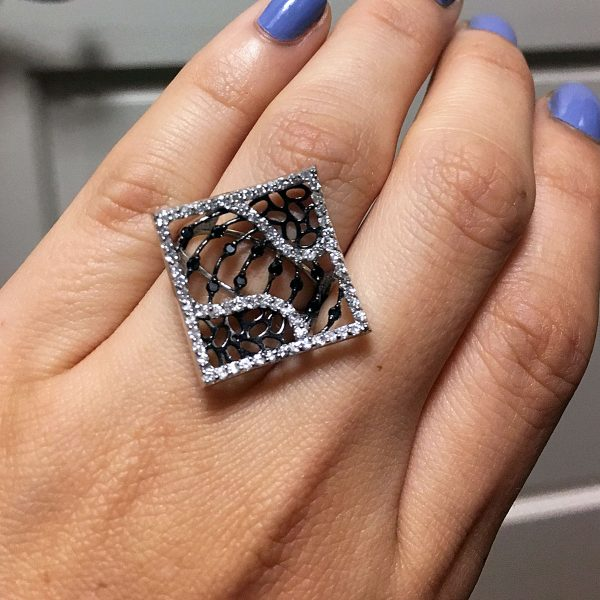 Black Diamond Ring Boca Raton