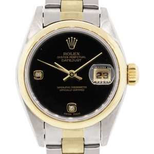 Rolex 79163 Datejust Diamond ladies watch