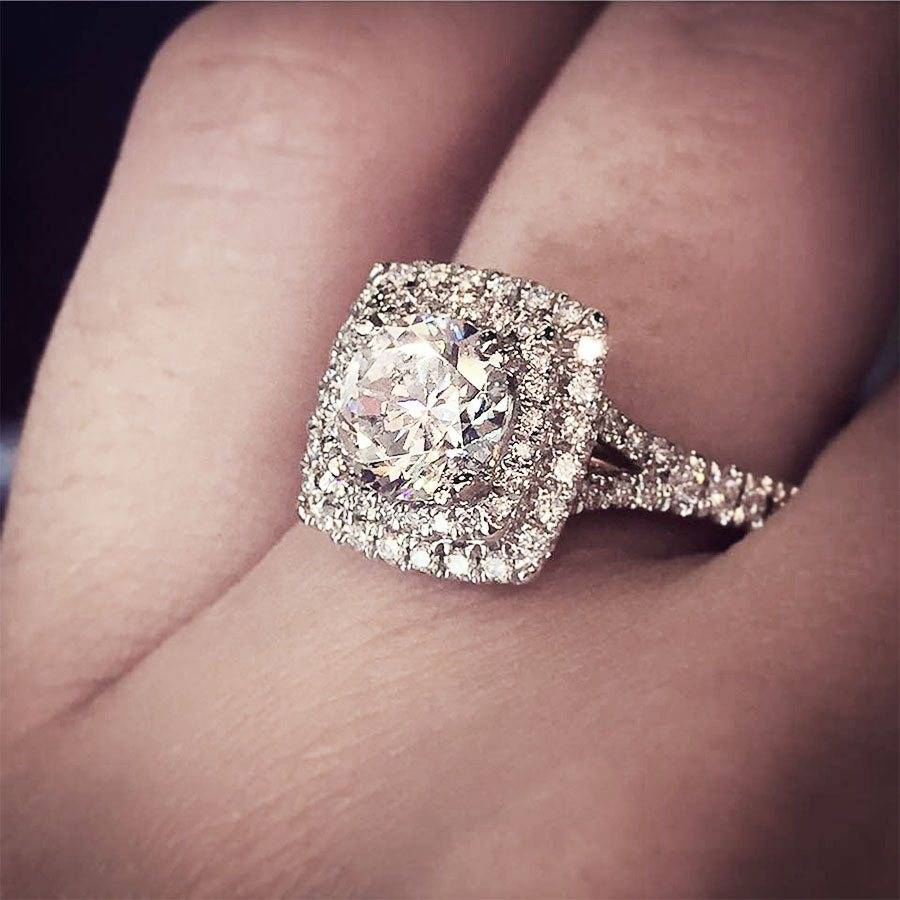 Top 20 Engagement Rings of 2015 - Raymond Lee Jewelers