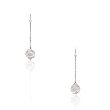 Officina Bernardi Drop Dangle Earrings