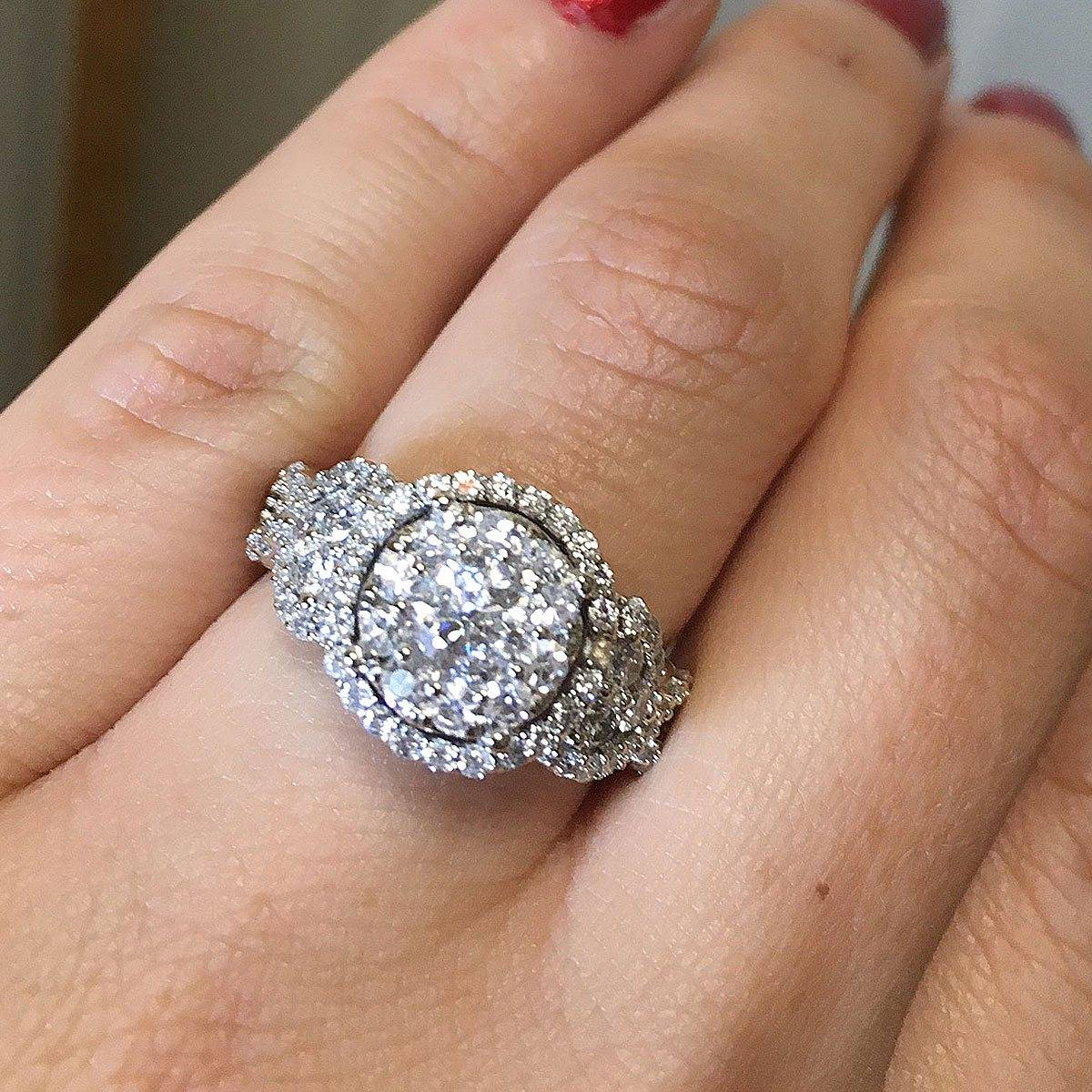 Ready to Wear Engagement Rings Under $5000 Dollars Raymond Lee Jewelers