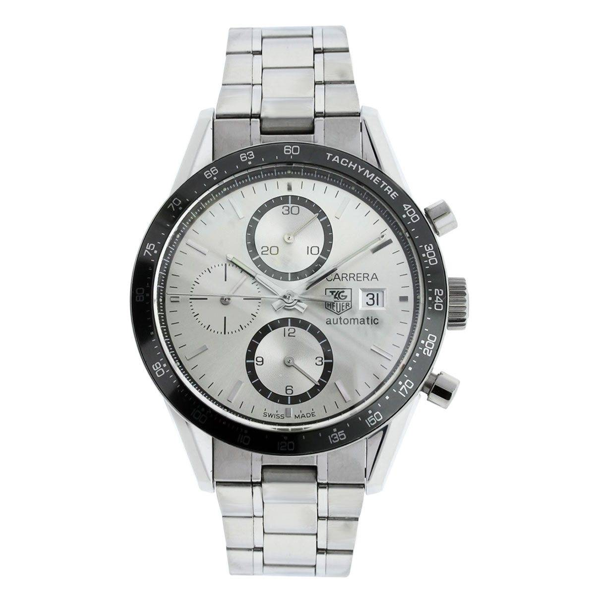 Tag Heuer CV2011 Carrera Automatic Chronograph Watch