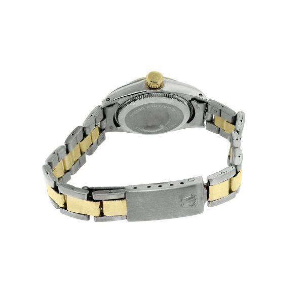 Rolex 6724 Oyster Perpetual Ladies two tone watch