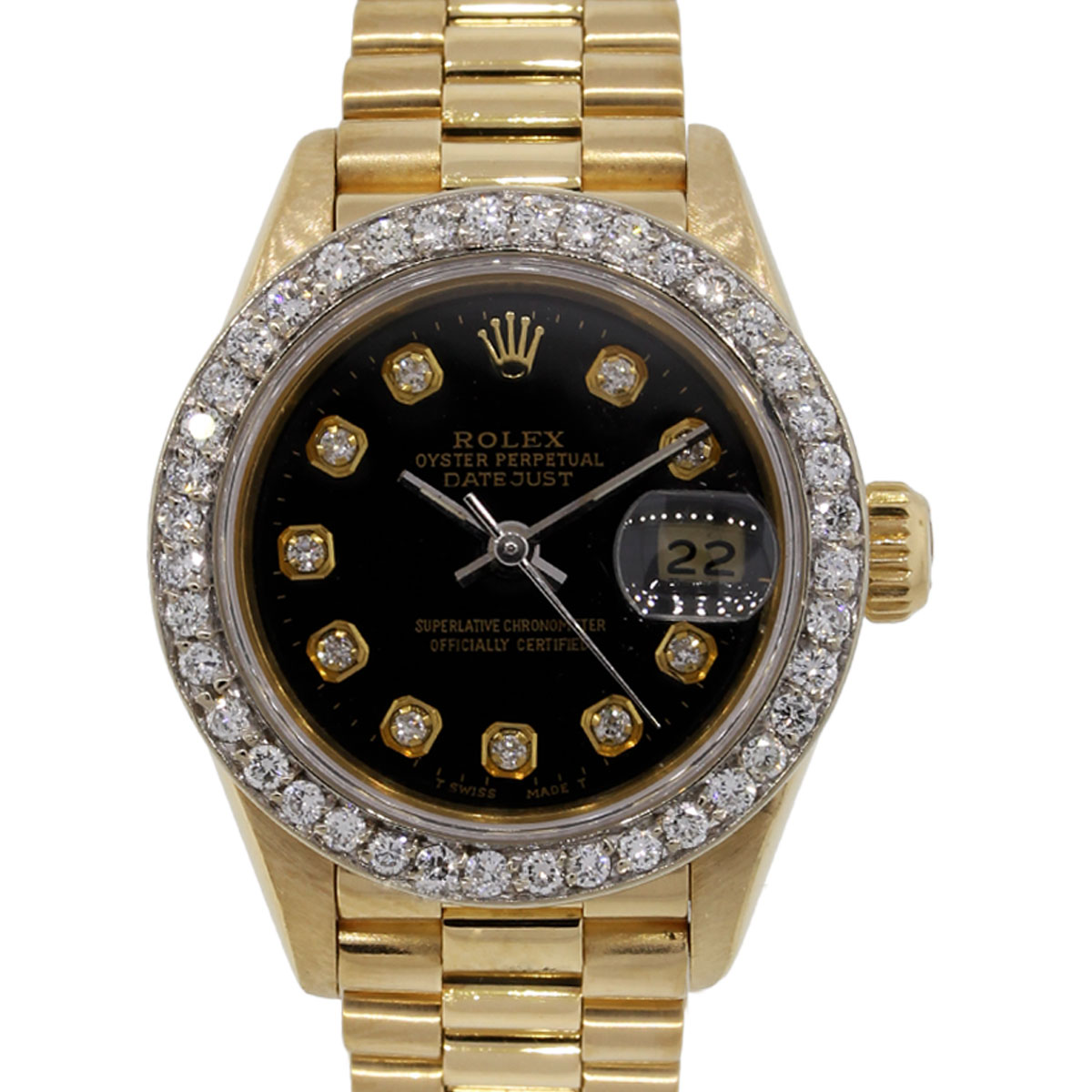 Black Diamond Rolex