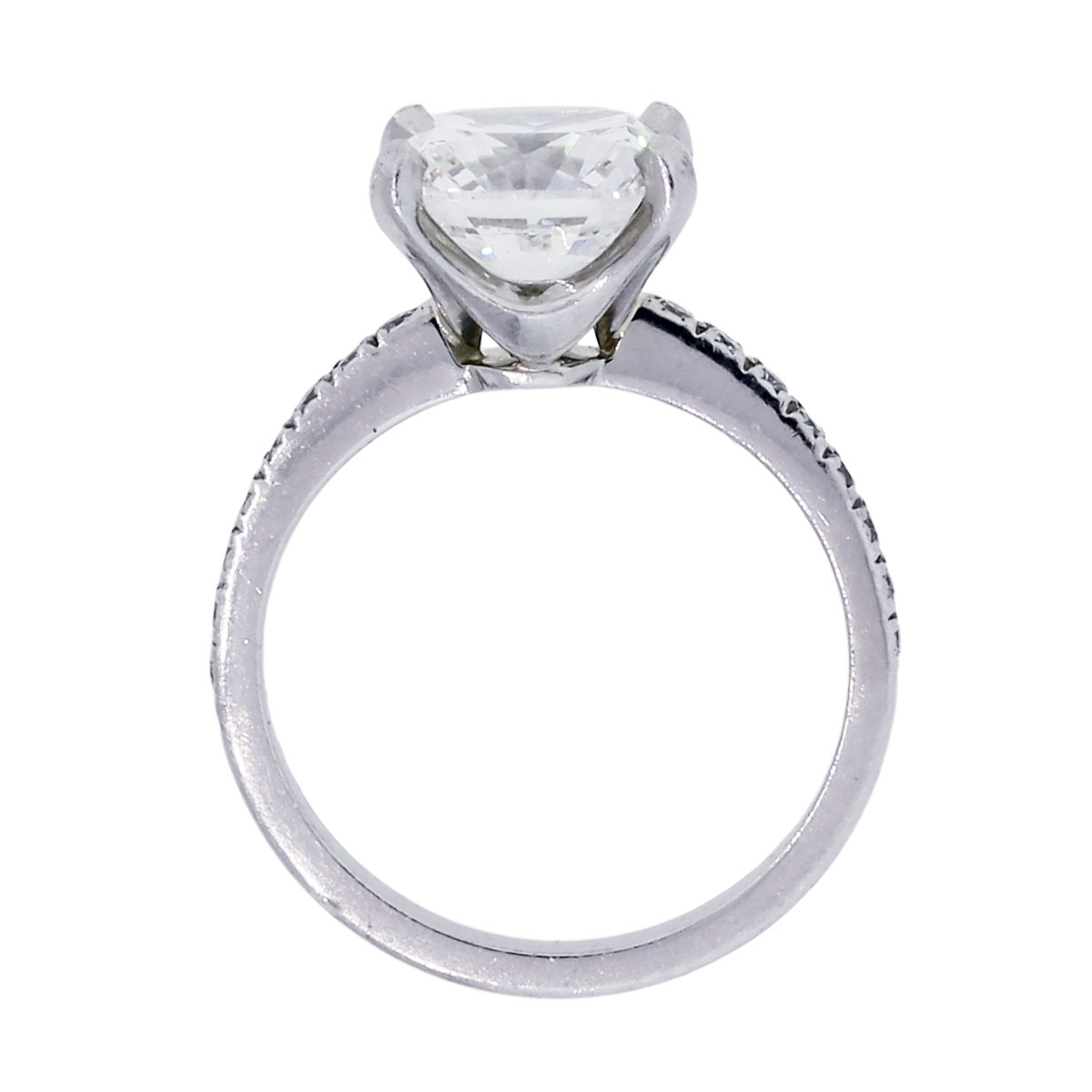 Tiffany & Co Rings NOVO Square Cushion Diamond Engagement Ring