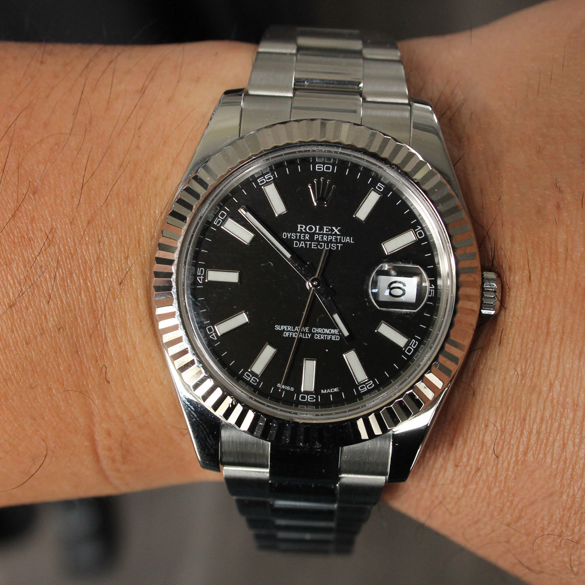 Rolex yachtmaster 2 white gold