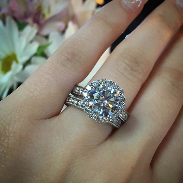 top 10 tacori enement rings by pority raymond lee jewelers - Tacori Wedding Ring