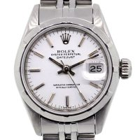 Rolex 69160 Datejust Stainless Steel Ladies Watch