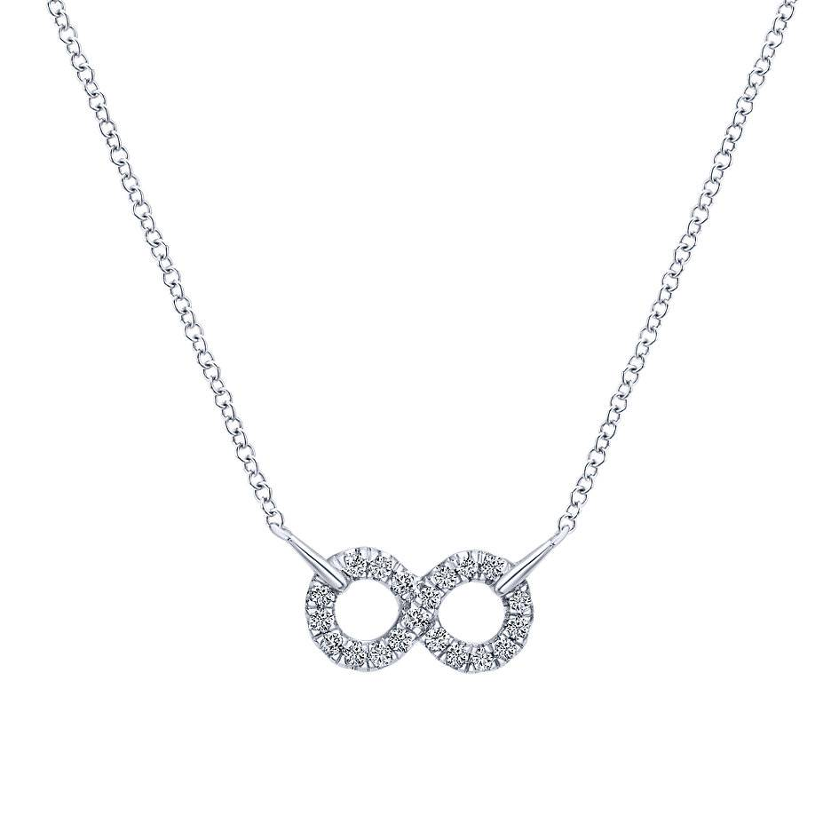 Give Mom a symbol of her eternal love with this beautiful delicate necklace only $150!