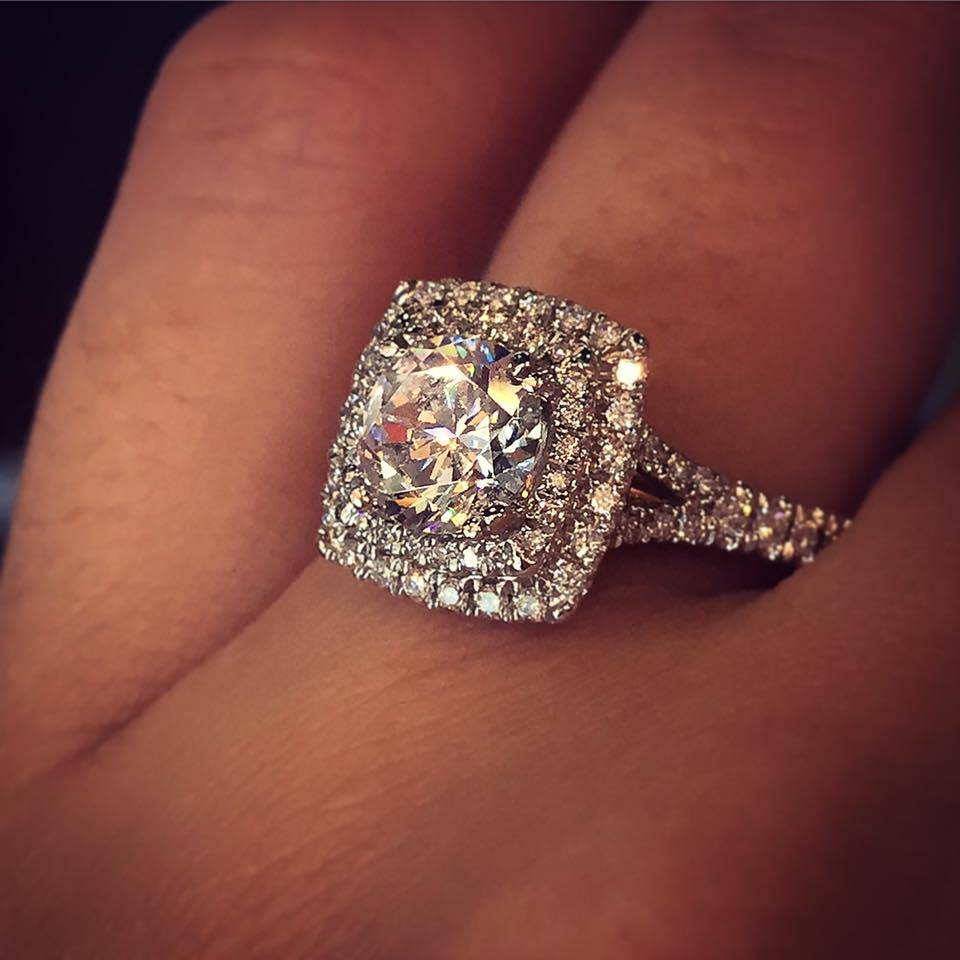 top 10 engagement ring designs our insta fans adore. Black Bedroom Furniture Sets. Home Design Ideas