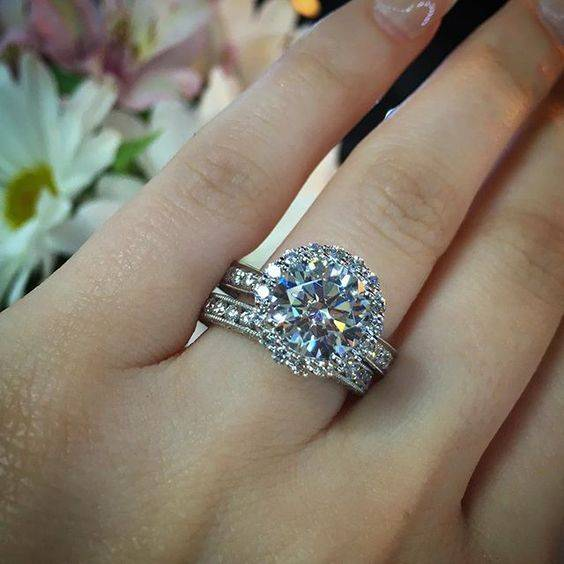 pictures women of diamond simulated gem sona white enement design unique hot dsfcgga leaf carat for color designer gold free ring engagement rings