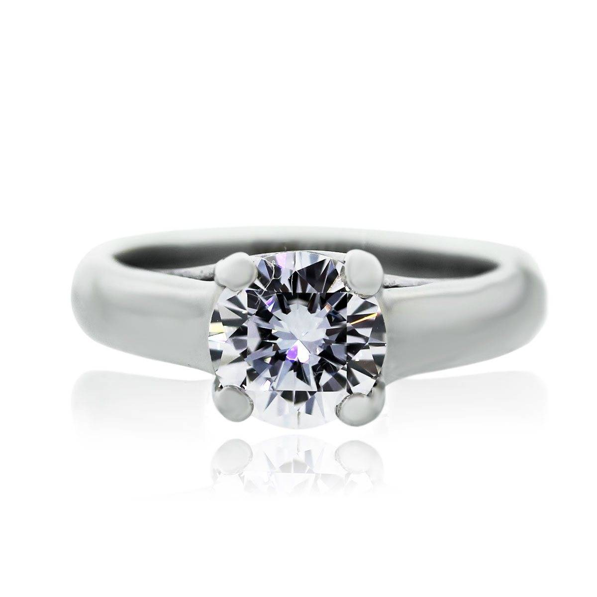 What does a $ Engagement Ring Look Like Raymond Lee Jewelers