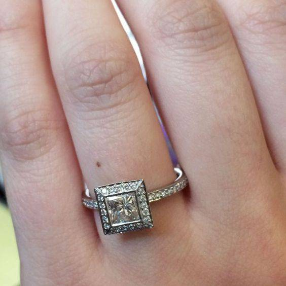 What does a 10000 Engagement Ring Look Like Raymond Lee Jewelers
