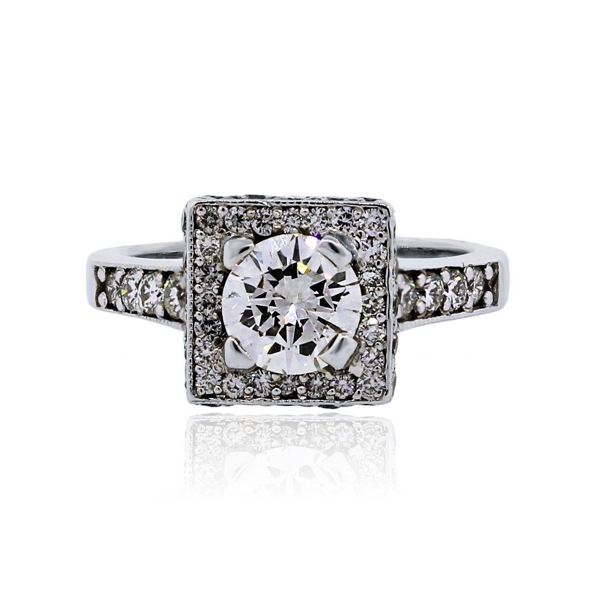 What does a $ 10000 Engagement Ring Look Like? - Raymond ...