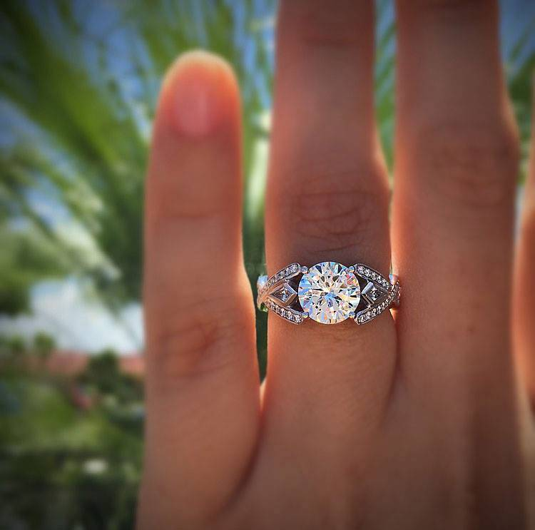 DIfferent Types of Engagement Rings