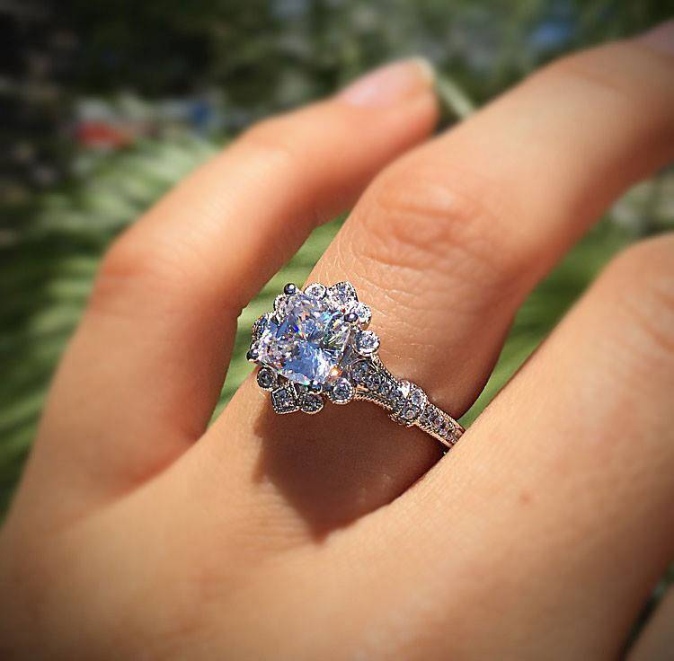 engagement rings under 2000 - Amazing Wedding Rings