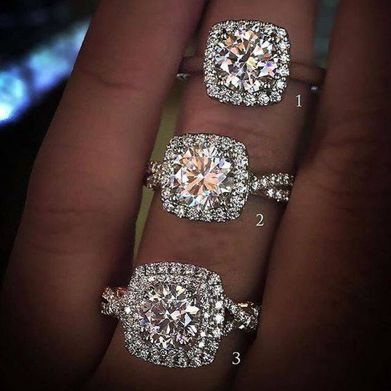 Meet The Most Popular Engagement Ring On Pinterest Raymond Lee