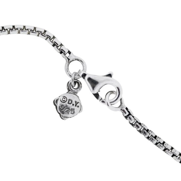 David Yurman Sterling Silver Chain