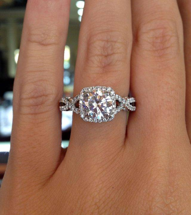 Meet The Most Popular Engagement Ring On Pinterest Raymond Lee Jewelers