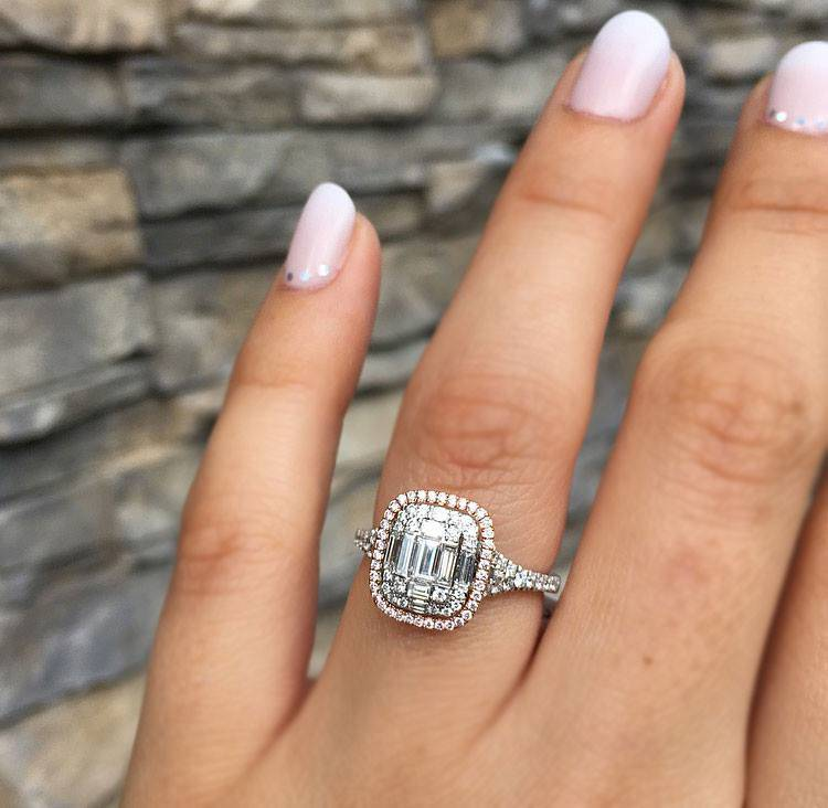 Moissanite Engagement Rings What You Need To Know Raymond Lee Jewelers