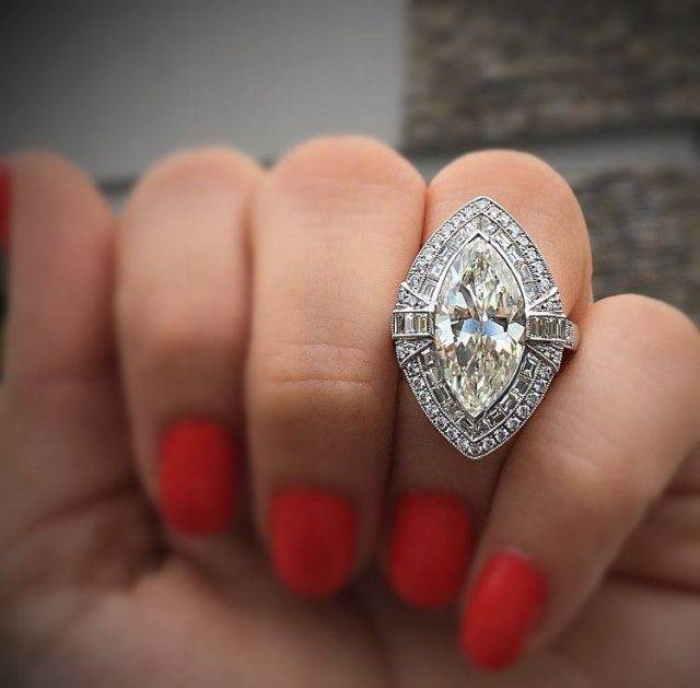 Moissanite Engagement Rings: What You Need to Know ...