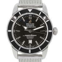 Breitling A17320 Superocean Heritage Stainless Steel Watch