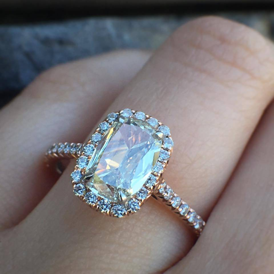 Engagement Ring Design Yourself