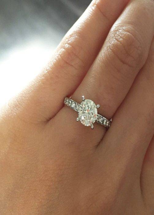 10000 Engagement Ring And Under Eye Candy Raymond Lee