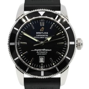 Breitling A1732024 Superocean Heritage Rubber Strap Watch