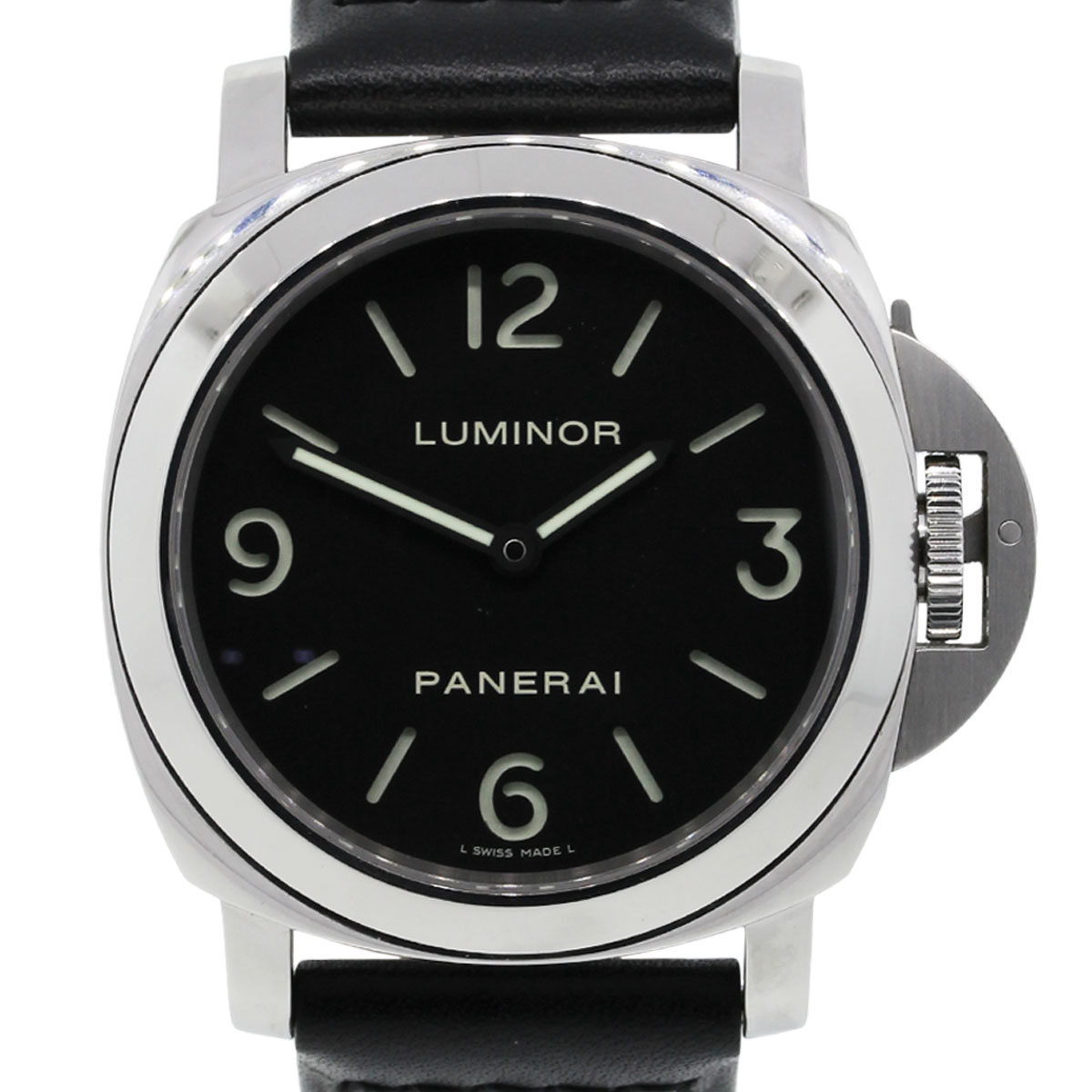 Panerai PAM00112 Luminor Historic Base Gents Watch