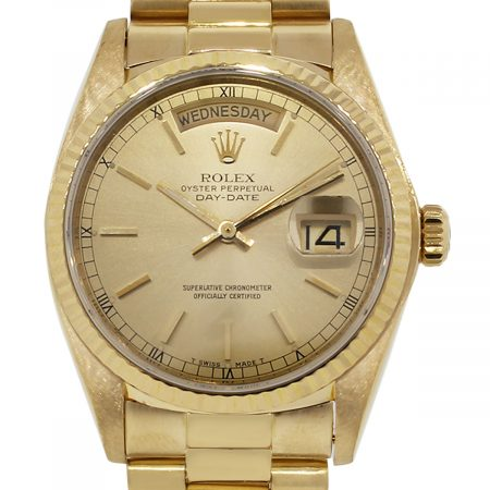 Rolex presidential watch