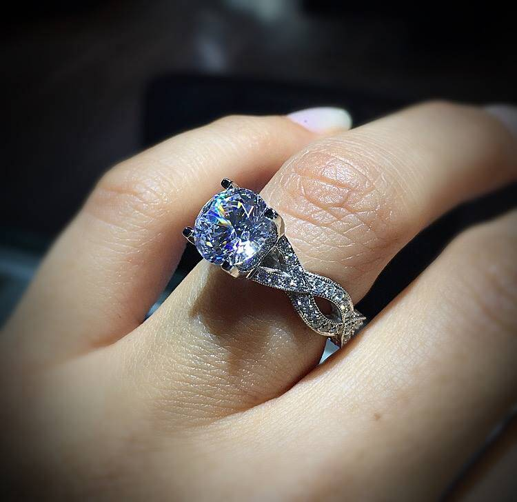 Top 10 Tacori Engagement Rings of 2016 Raymond Lee Jewelers