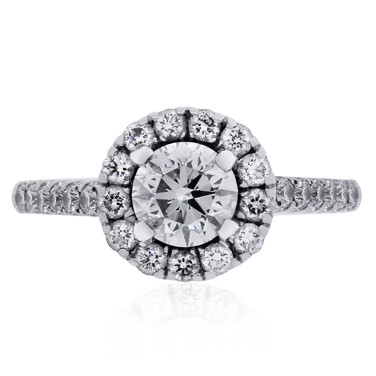 A. Jaffe engagement ring