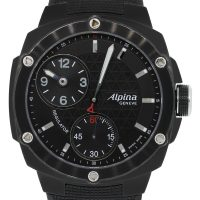 Alpina Avalanche Extreme Black Dial Mens Watch