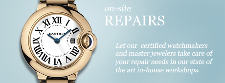 Watch and jewelry repairs
