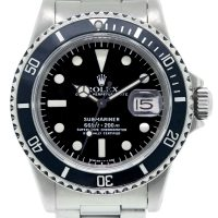 Rolex Submariner 1680 Stainless Steel Watch