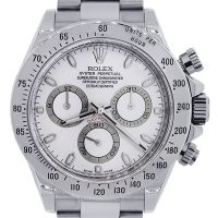 Rolex Daytona 116520 Cosmograph Stainless Steel Watch