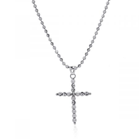 Officina Bernardi Cross Necklace