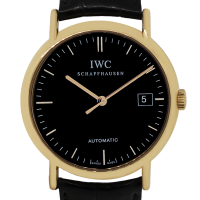 IWC Portifino IW353318 18k Rose Gold Automatic Watch