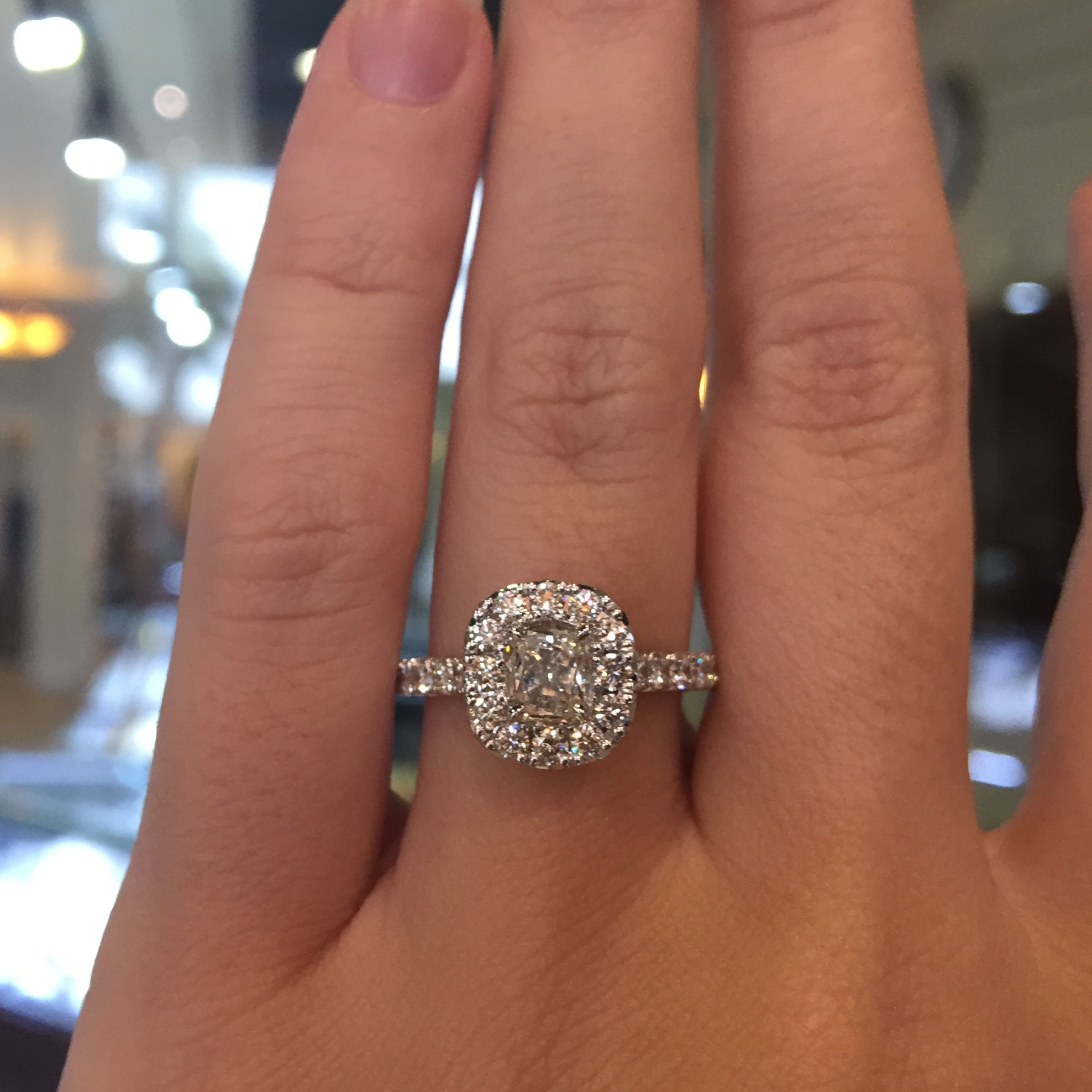 Henri Daussi Engagement Rings Under $5000 Raymond Lee Jewelers